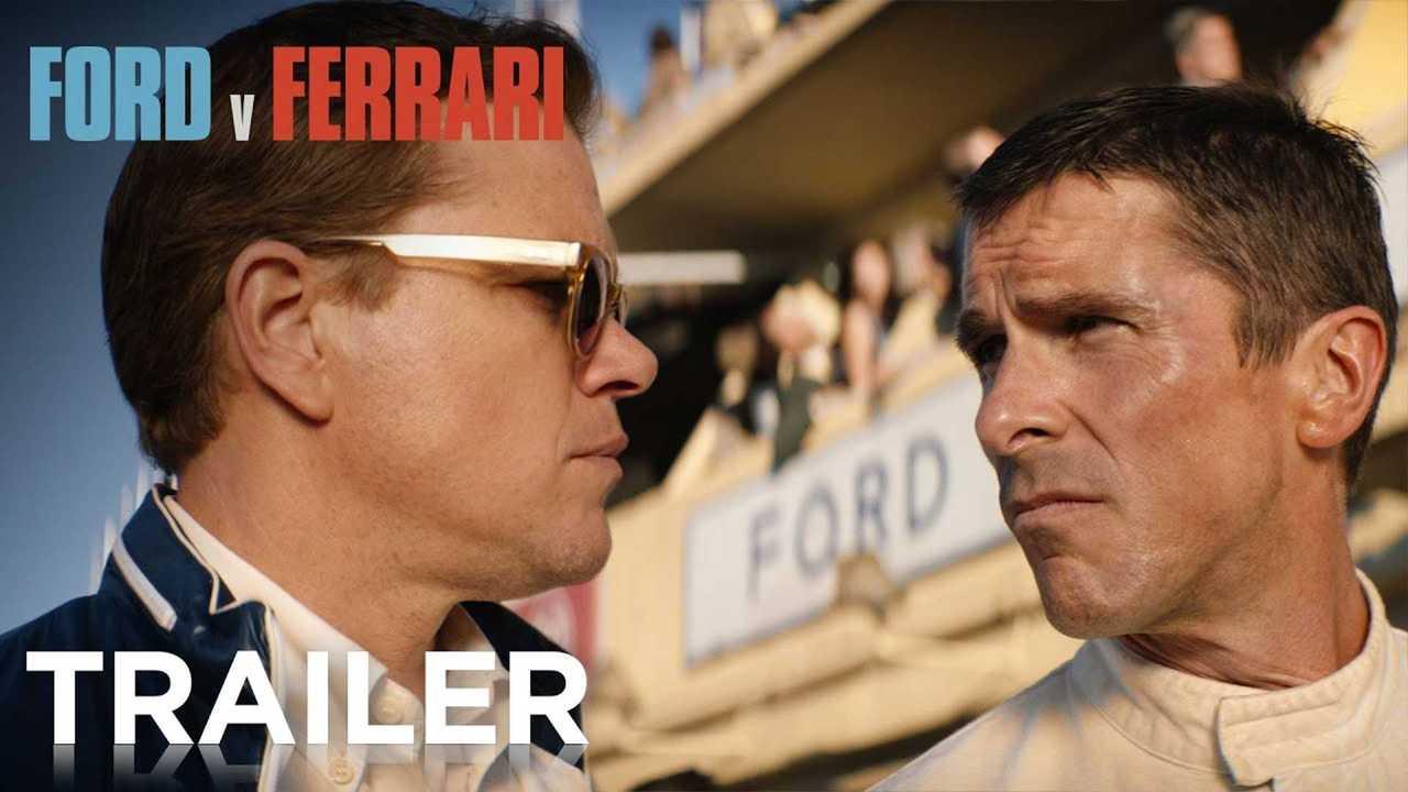 FORD v FERRARI Official Trailer 2