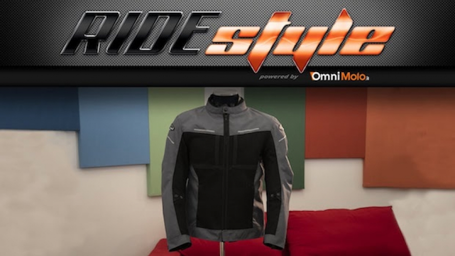 Ridestyle: giacca Clover NetStyle