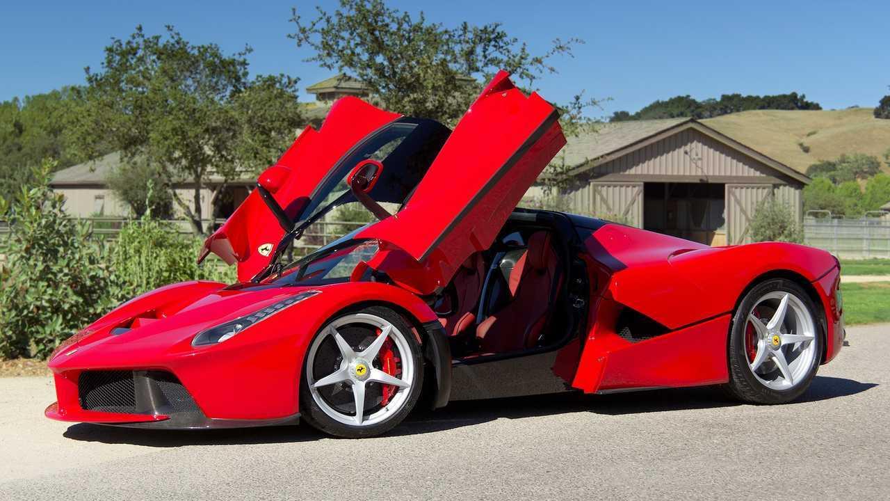 7. Ferrari LaFerrari