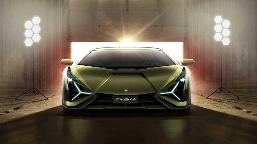 Lamborghini Sián, un superdeportivo híbrido que marca el camino