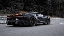 bugatti chiron longtail record 500 kmh