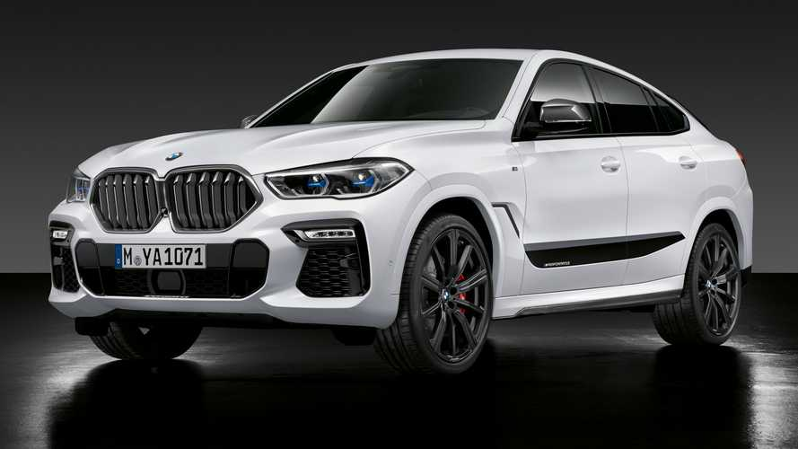 2020 BMW X6, M Performance