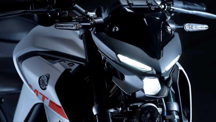"""Nova Yamaha MT-03 2021 """"Jaspion"""" aparece em registro no Brasil"""