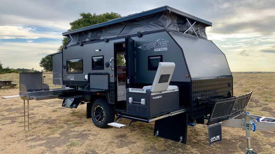 Opus OP 15, la caravana todoterreno ideal para los más aventureros