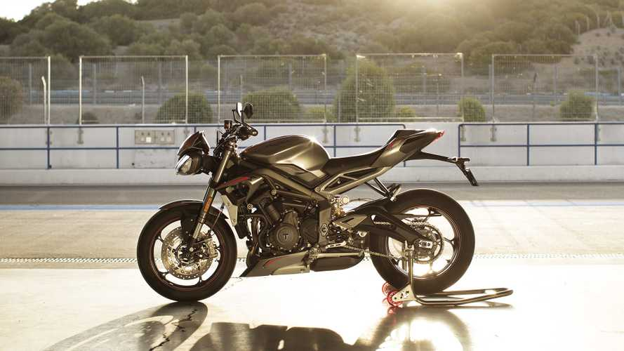 Triumph Lifts The Veil Off The New 2020 Street Triple 765 RS