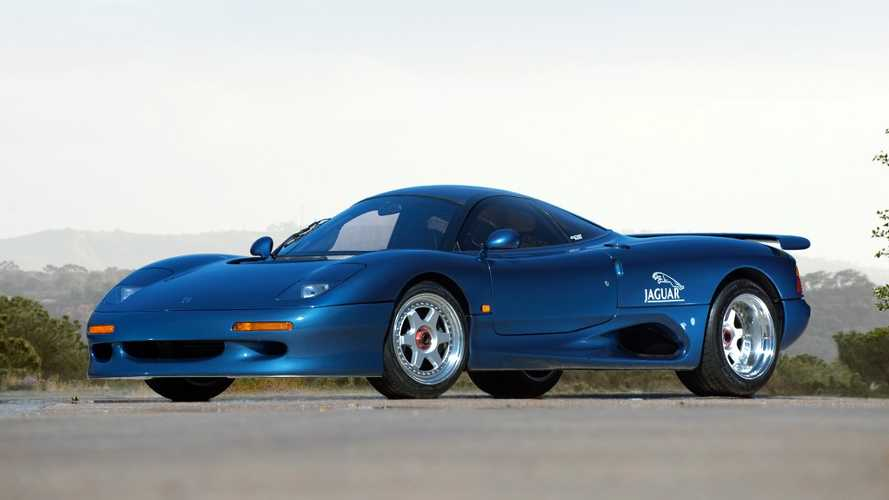 Jaguar XJR-15: Supercar Sunday