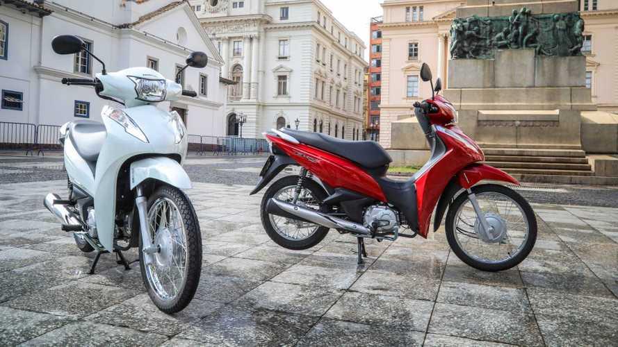 Honda Biz 110i 2020 é nova versão de entrada por R$ 8.150