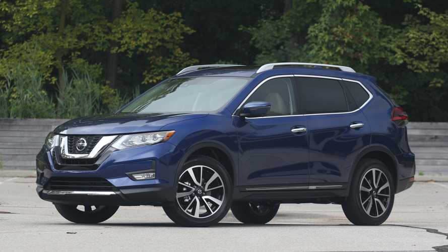 2020 Nissan Rogue: Review