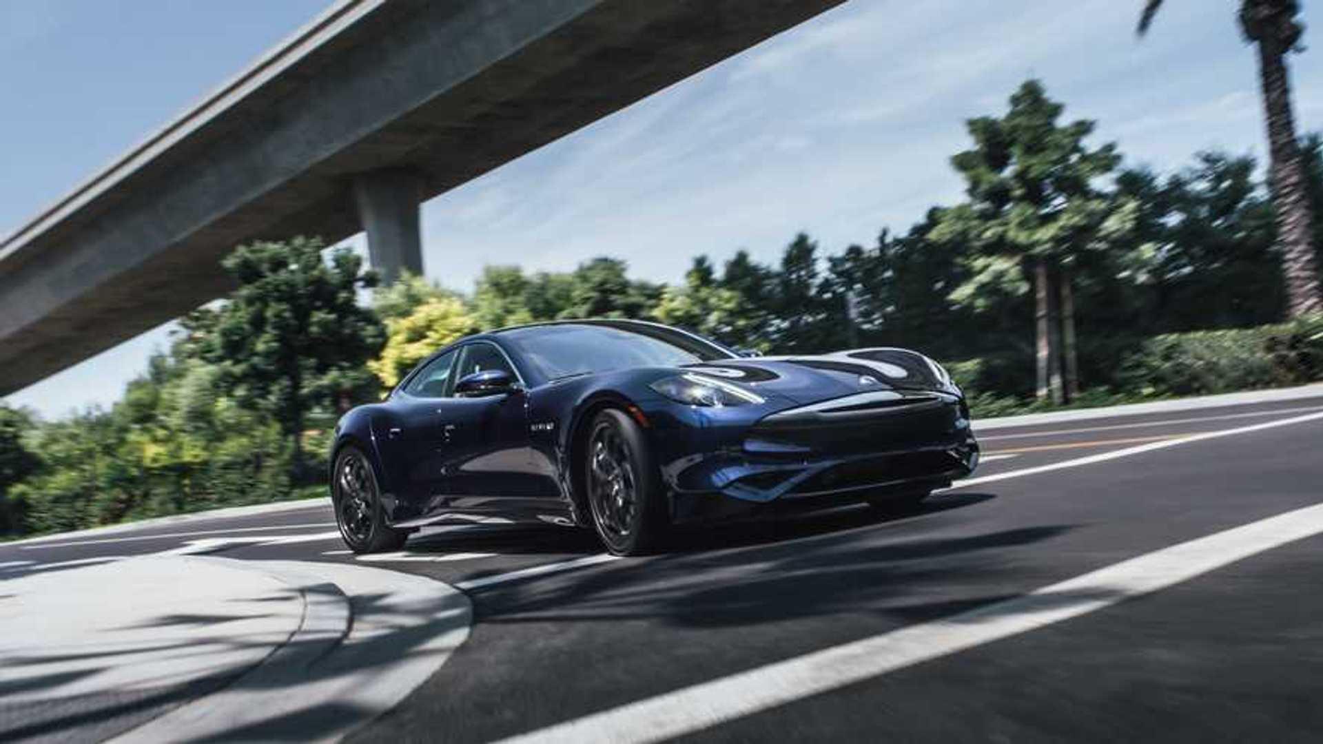 2020 Karma Revero GT Starts From $135,000