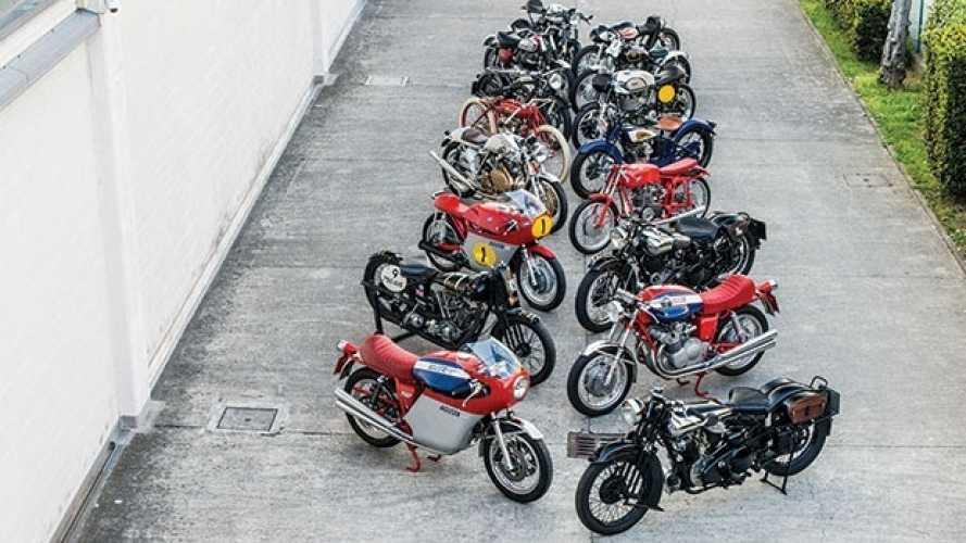 All'asta alcune tra le più belle moto del mondo