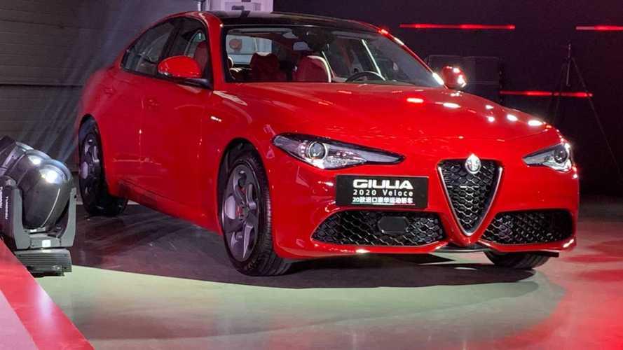 Titokban mutatkozott be a frissített Alfa Romeo Giulia és Stelvio