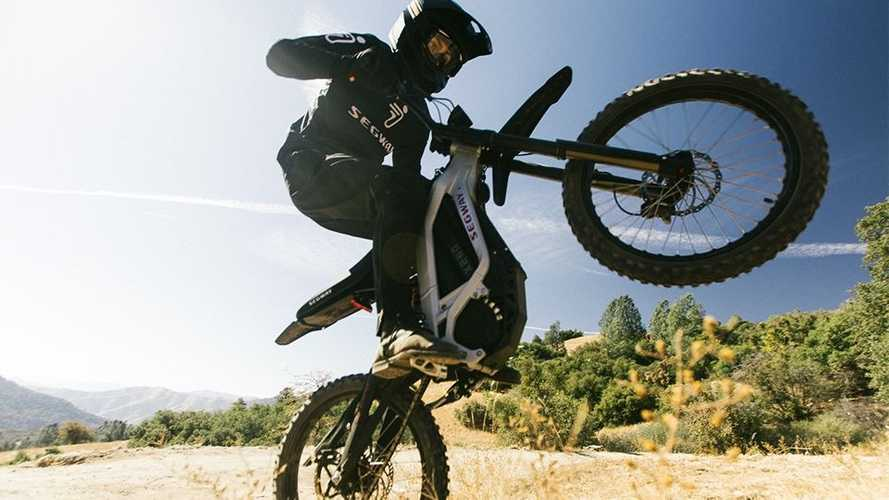 Segway Segues To The Dirt With New E-Bike
