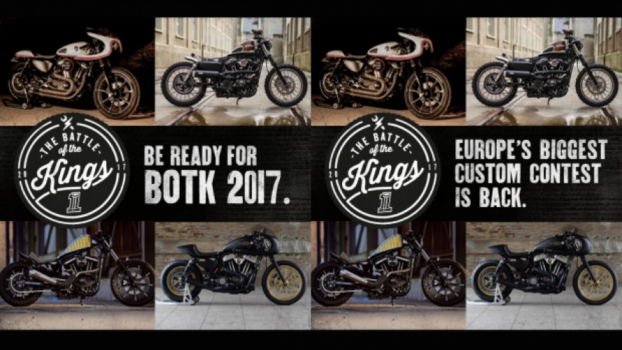 Battle of the Kings, il contest di Harley-Davidson entra nel vivo
