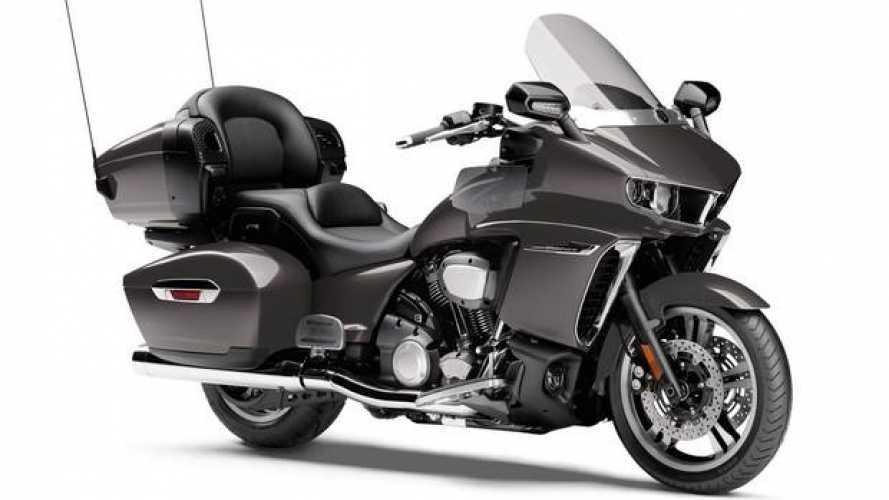 Yamaha Star Venture 1800: torna la maxi cruiser per il mercato USA