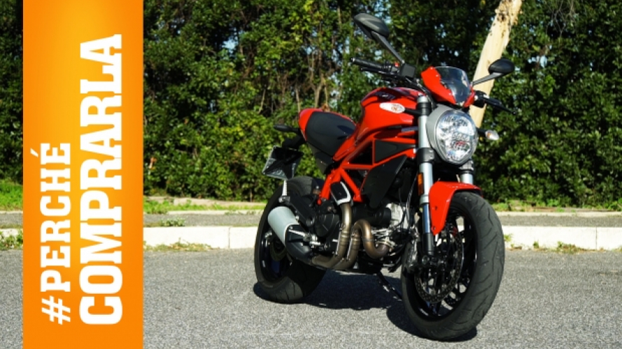 Ducati Monster 797: Perché comprarla... e perché no [VIDEO]
