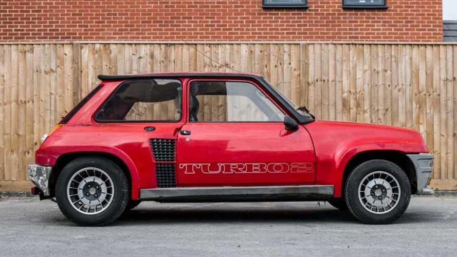 25 coches clásicos con el apellido Turbo