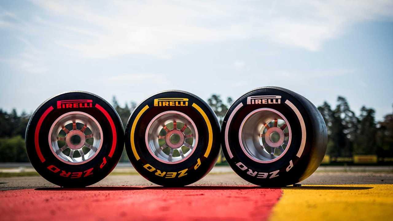 Copertina F1 2019: Pirelli svela le mescole