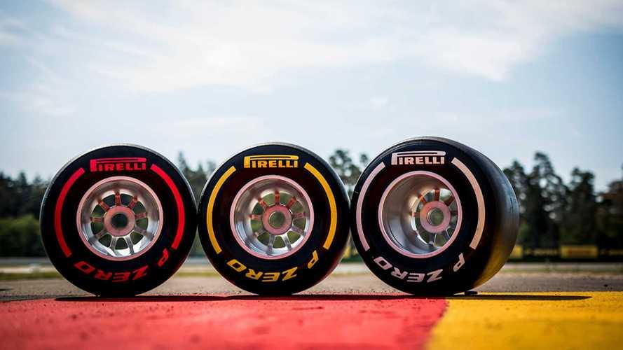 Máris gond van az új Pirelli-abronccsal