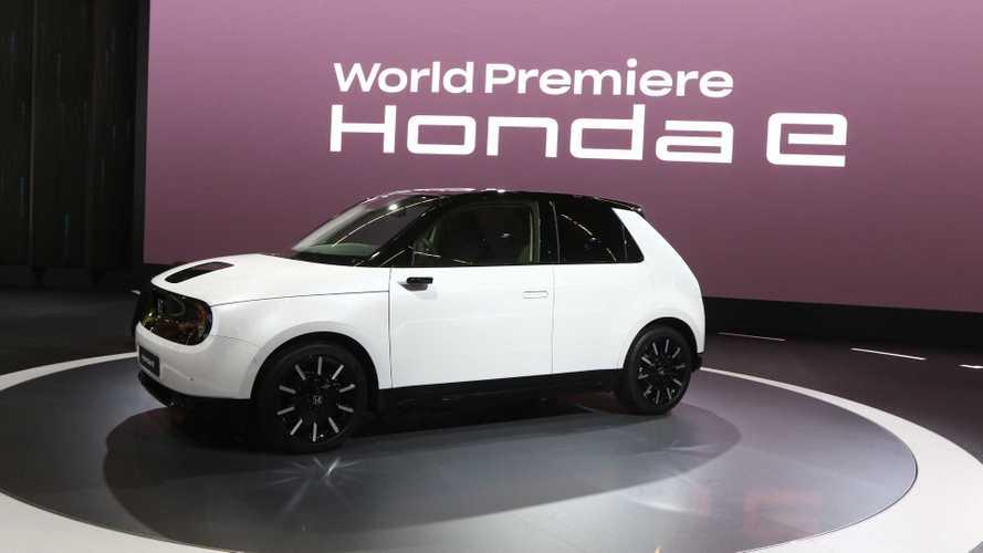 Представлена конвейерная версия электрохэтча Honda