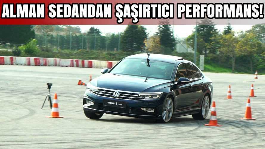 Volkswagen Passat 2.0 BiTDI | Geyik Testi