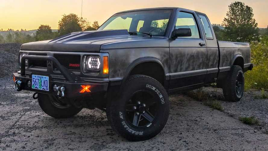Bravaja Is The Chevy S10-Based Oldsmobile Truck That GM Never Made
