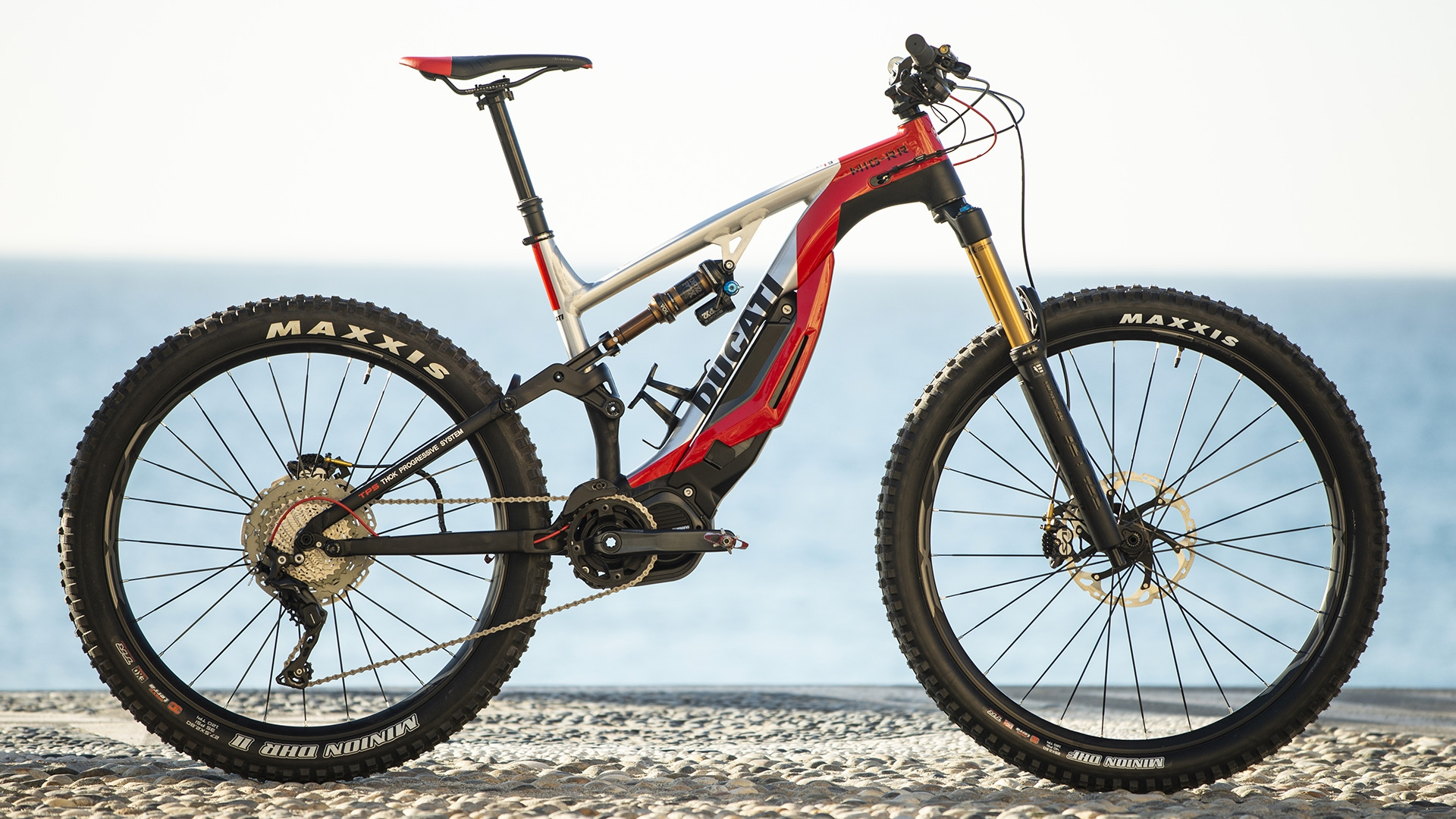 Ducati Mig Rr è In Arrivo La Mountain Bike A Pedalata Assistita