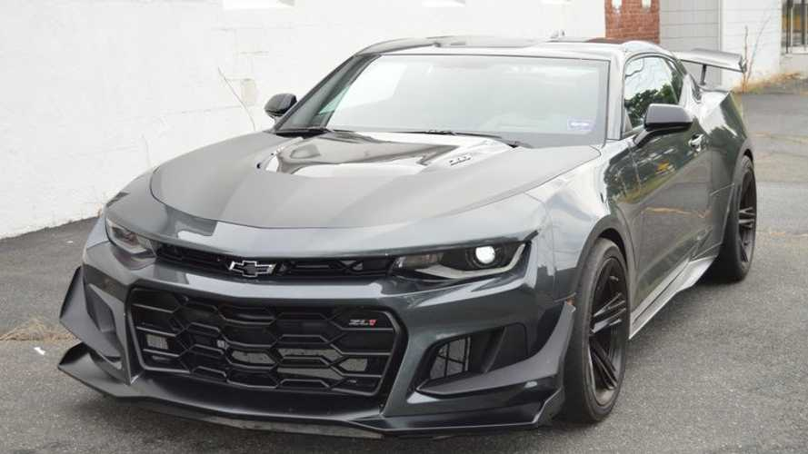 Will This 2018 Camaro ZL1 1LE Dominate The Track Or Sit In A Collection?