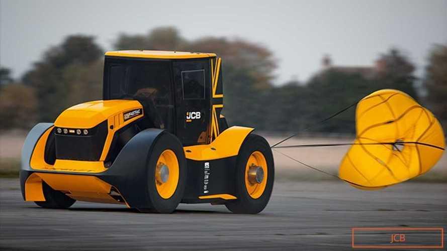 VIDÉO - Le tracteur le plus rapide du monde, c'est lui !