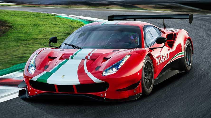 Ferrari 488 GT3 Evo 2020: per continuare a dominare
