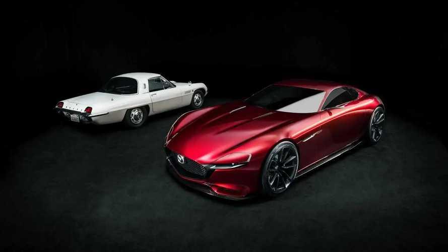 Wankel-Zukunft bei Mazda