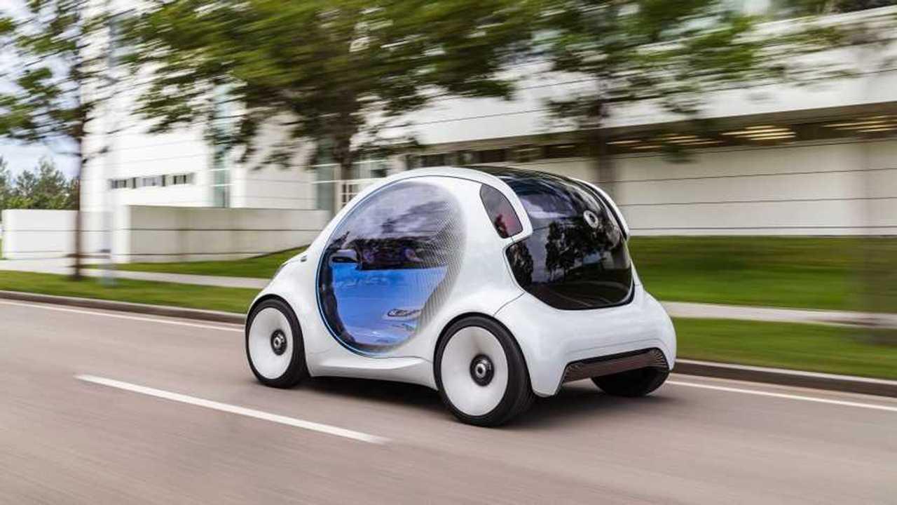 Elettriche, la guida autonoma le renderà anche più efficienti?