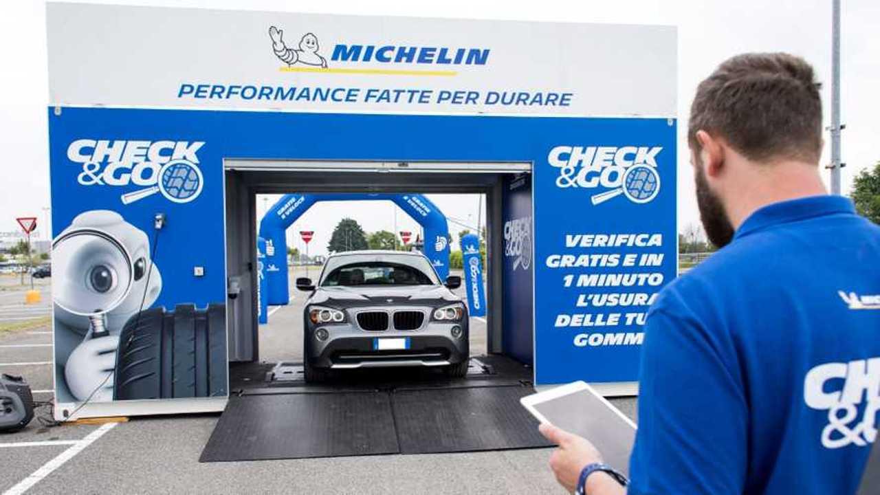 Michelin, la vita dei pneumatici