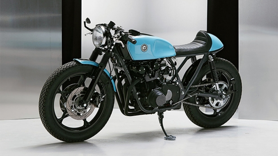 Suzuki GS 500 E by Eastern Spirit Garage