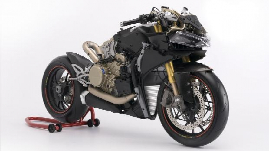Ducati 1299 Panigale S in scala 1:4 by Pocher