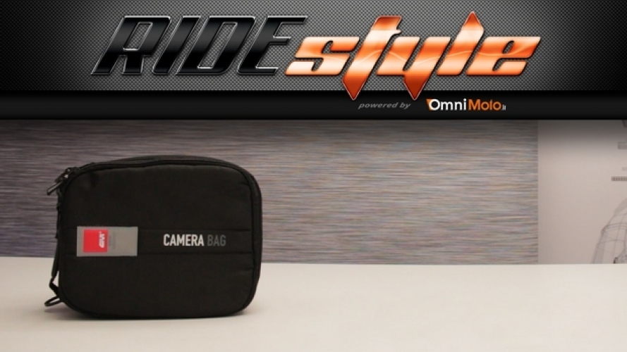 RideStyle: GIVI T508 Camera Bag [VIDEO]
