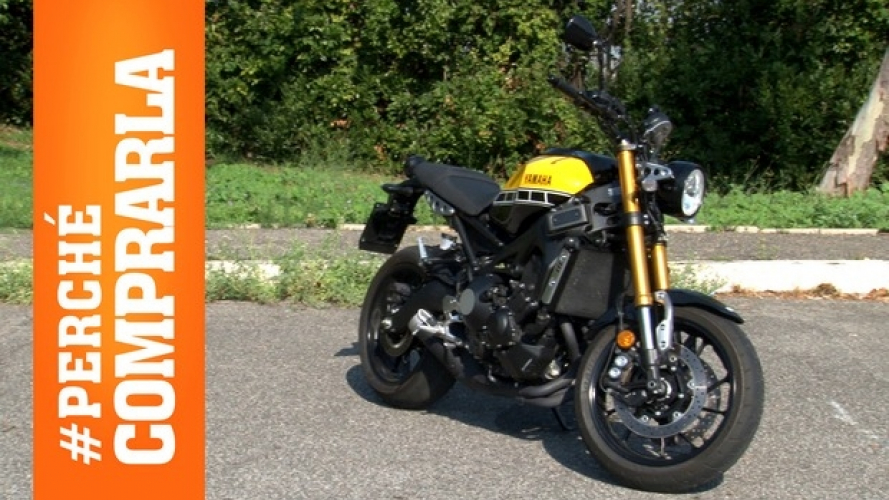 Yamaha XSR900: Perché comprarla... e perché no [VIDEO]