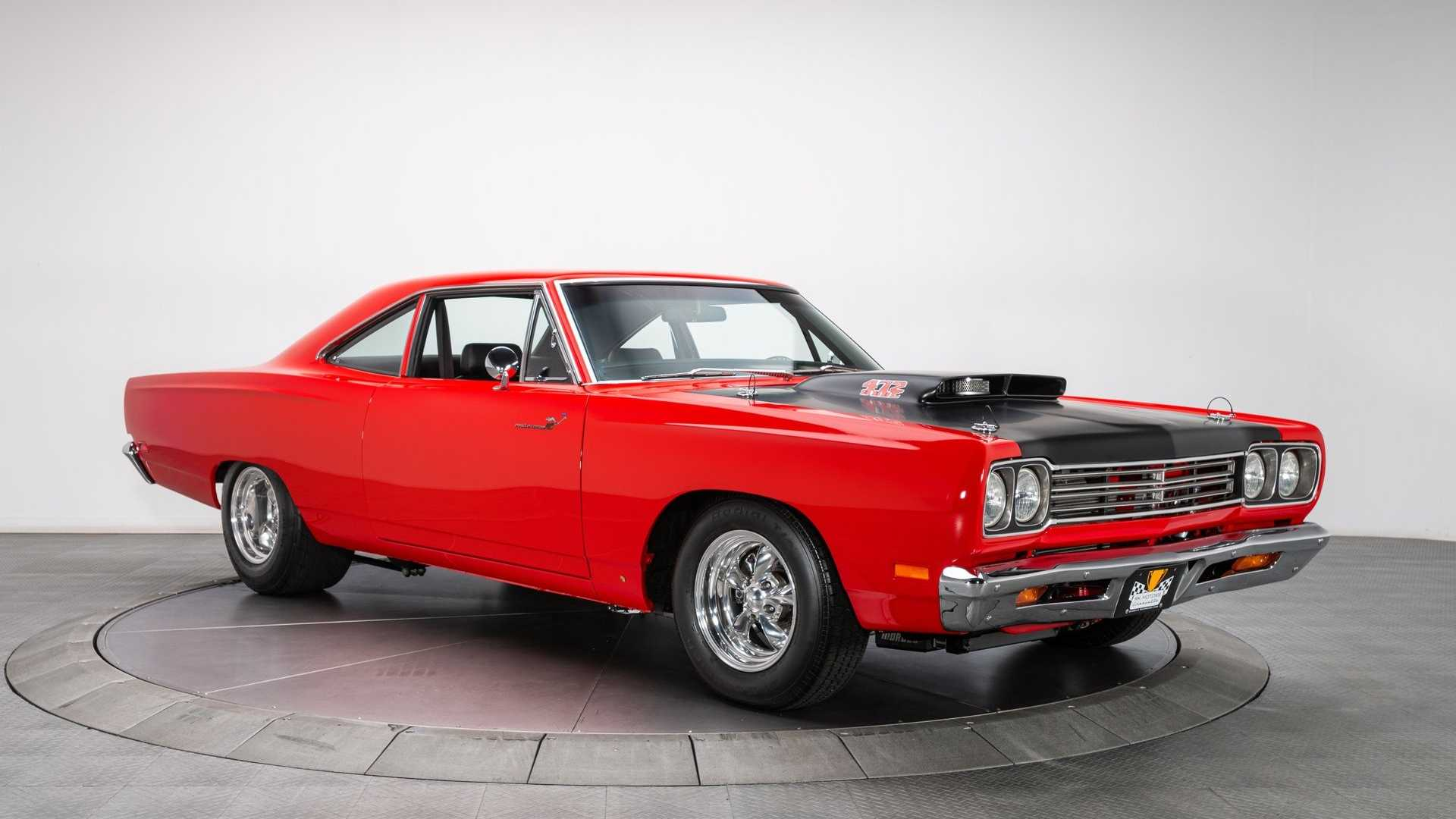 """[""""For Under $100K, Your Dream 1969 Plymouth Road Runner Awaits""""]"""