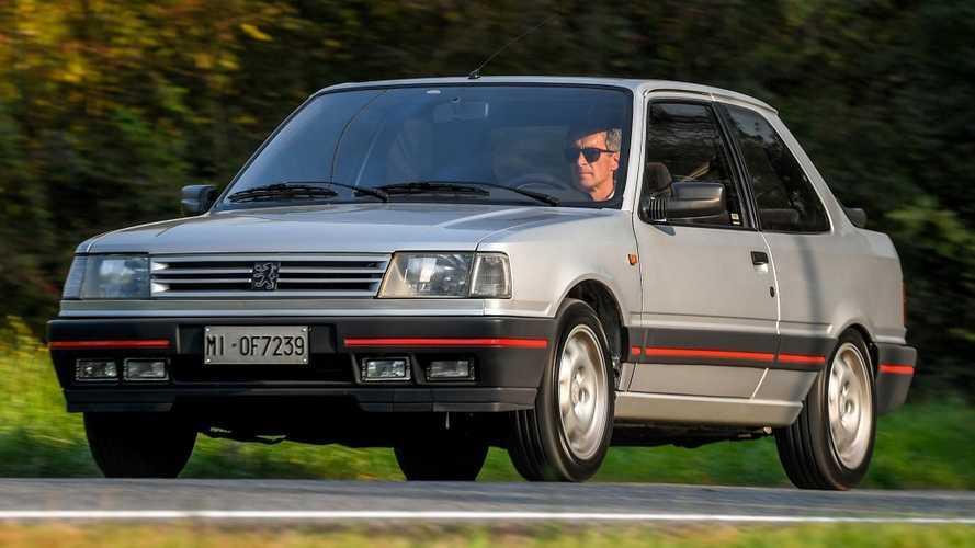 Peugeot 309 GTi 1986-1993, repasamos su historia