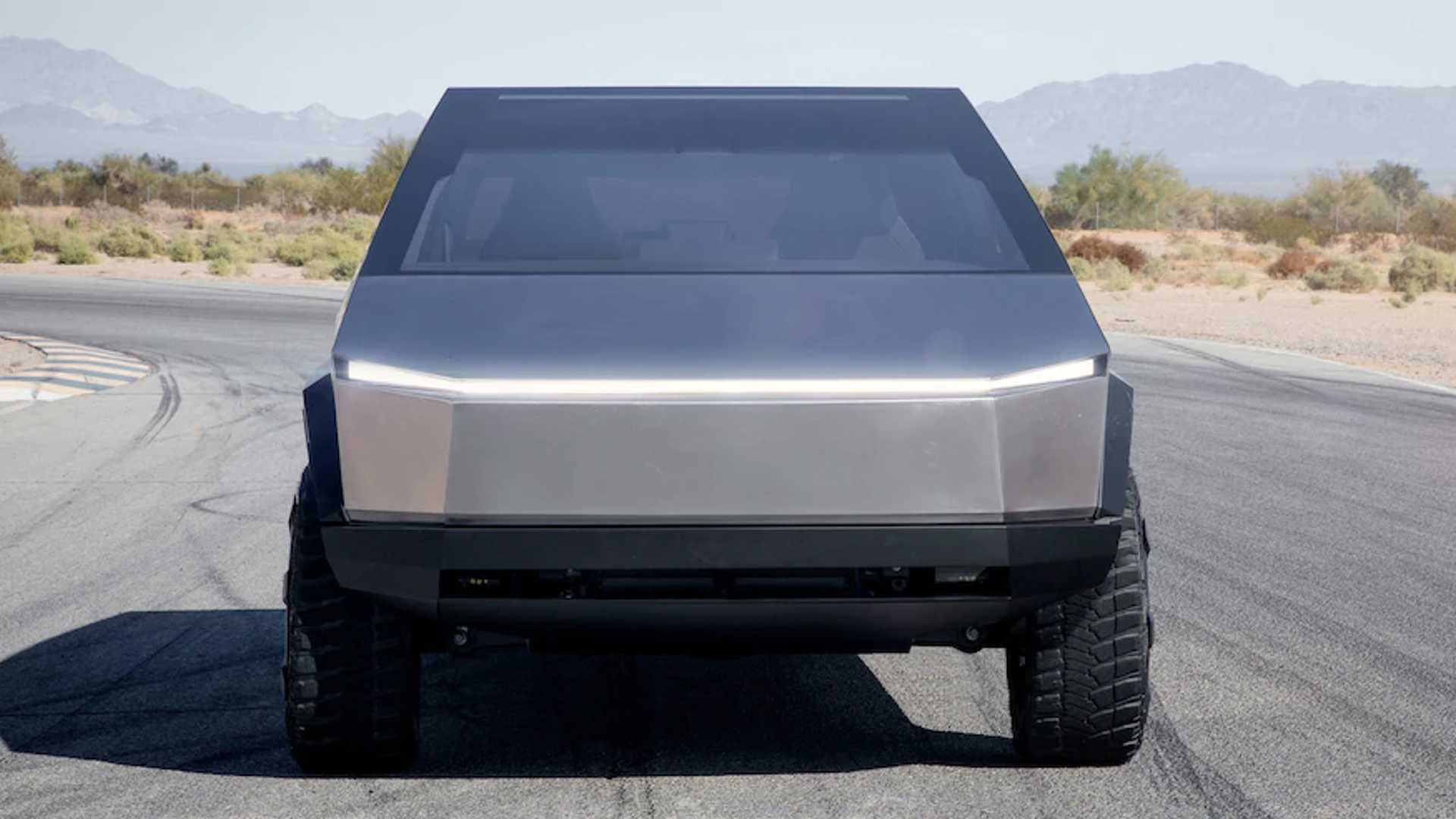 Tesla Cybertruck Totally Not Certifiable In Europe, Says Expert