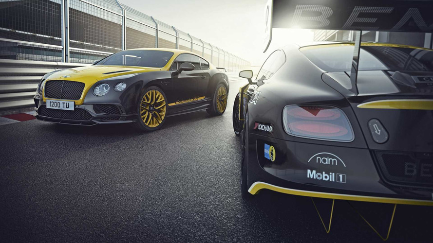 Bentley Continental 24 - La petite GT3