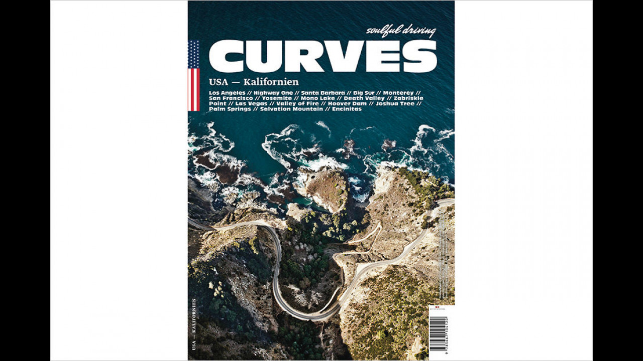 Curves: USA - Kalifornien