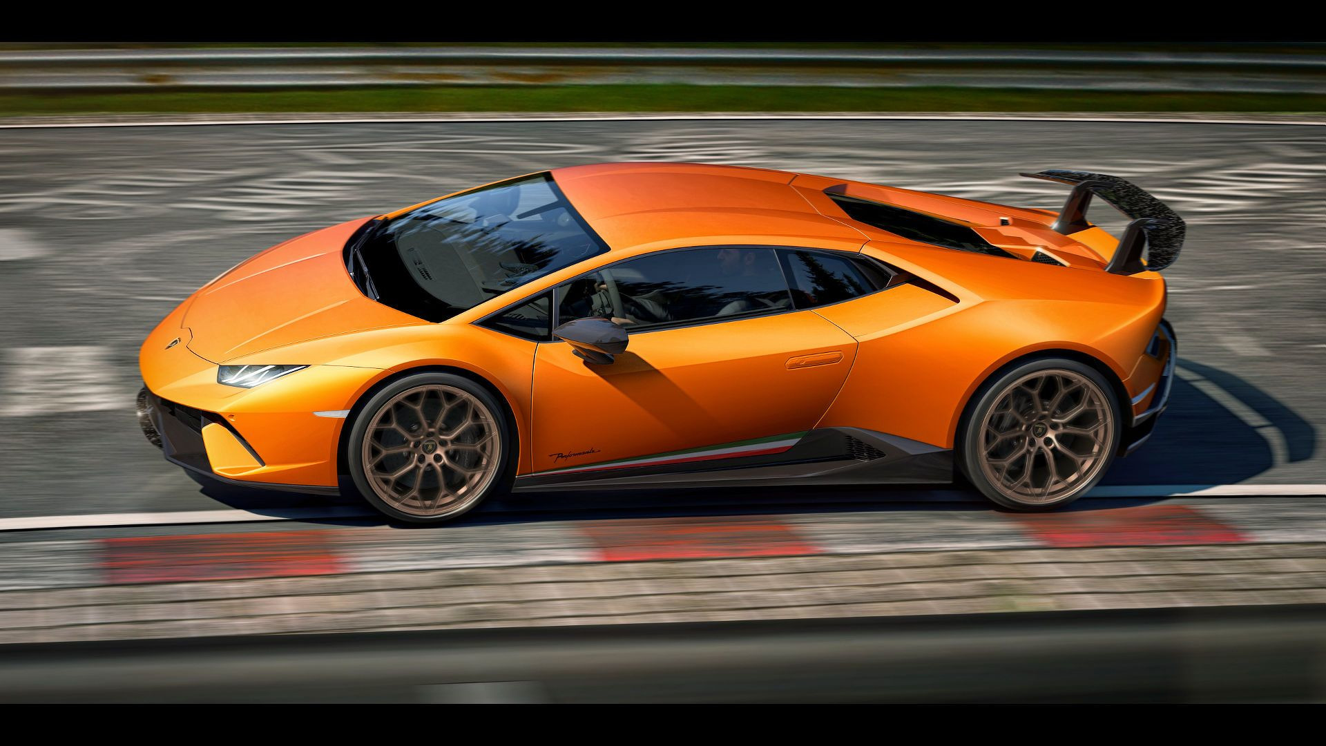 Lamborghini Huracán Performante News and Reviews