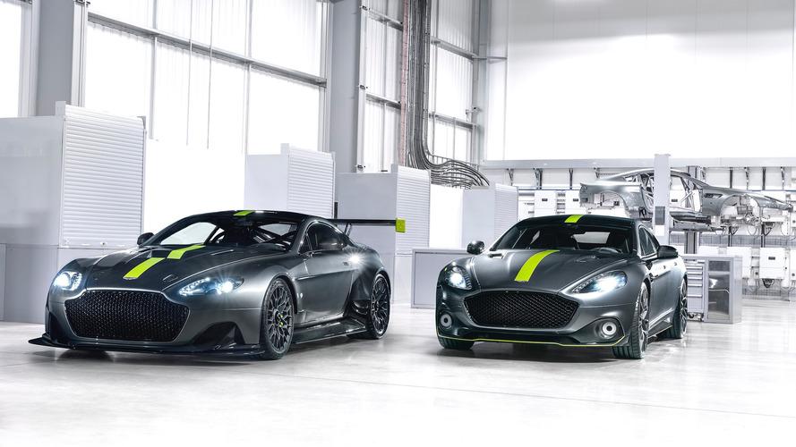 Aston Martin AMR Vantage ve Rapide