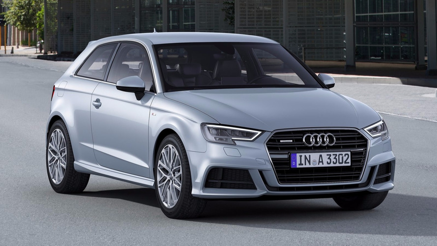 Audi A3 2019: adiós a la carrocería de tres puertas