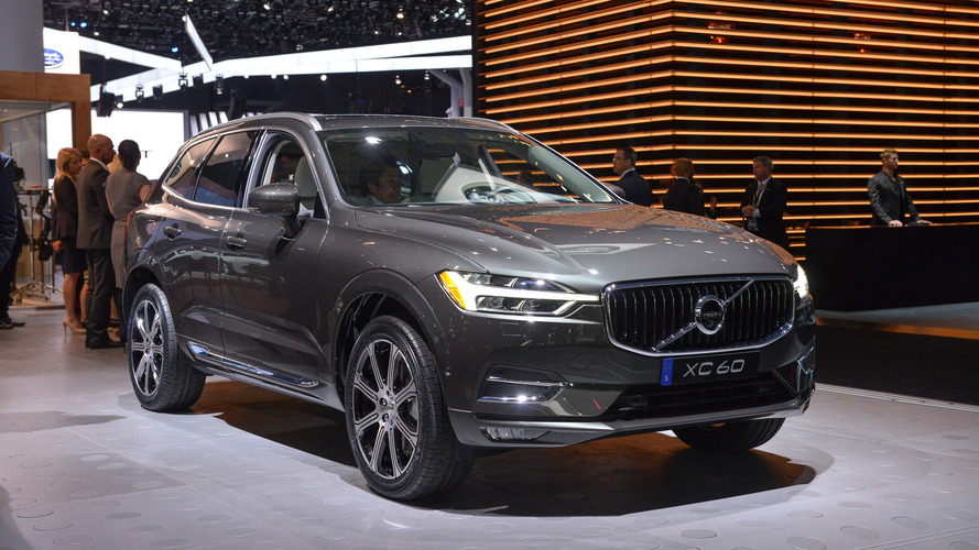 2018 Volvo XC60 Is SUV Design Done Right In New York