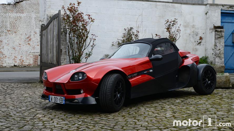Secma F16 Turbo: el deportivo artesanal francés, con corazón Peugeot