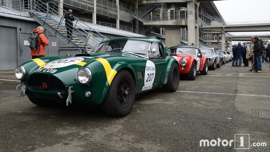 PHOTOS - Le Tour Auto fait étape au Mans !