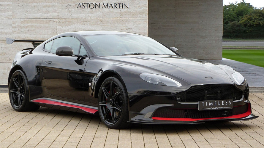 Dealers Are Making A Cheeky £100,000 Profit On This Rare Aston Martin