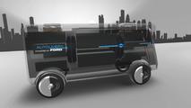 Ford Autonomous Delivery