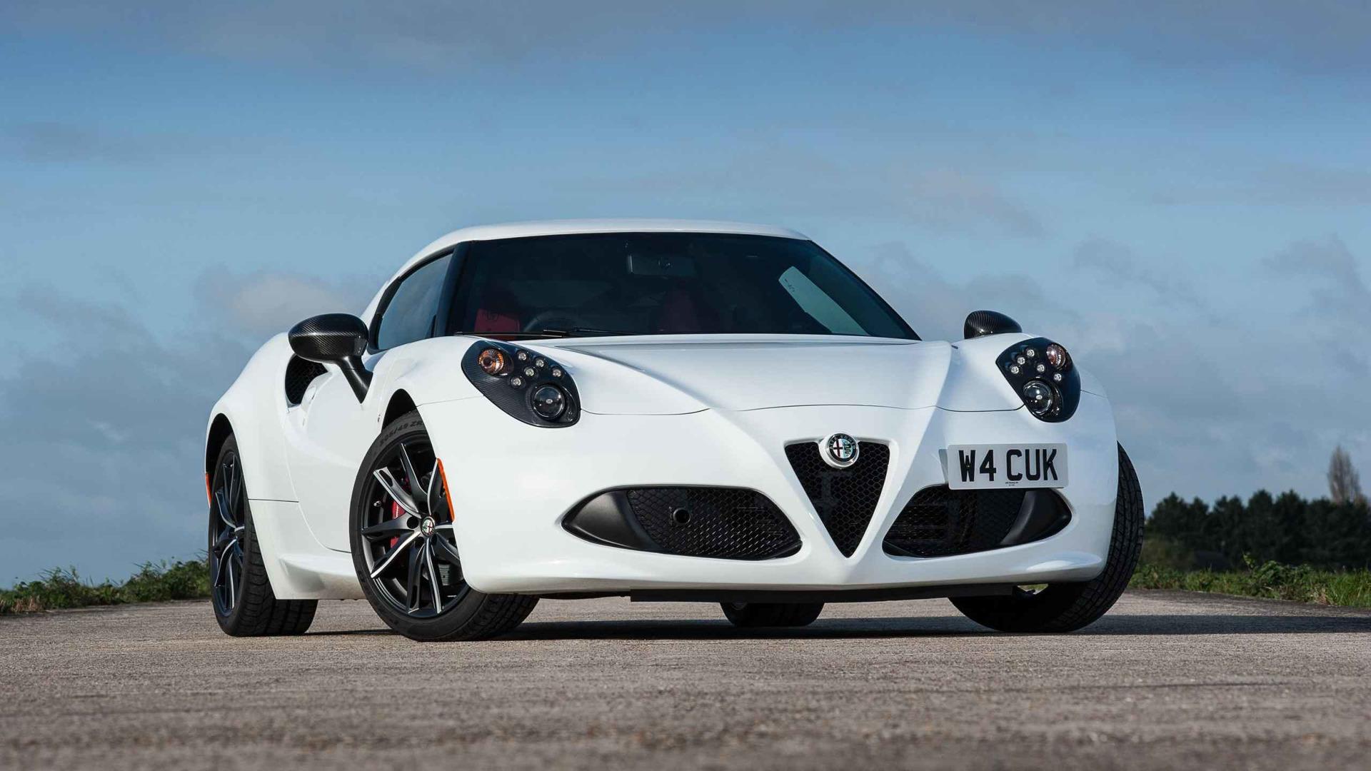 2017 Alfa Romeo 4c >> 2017 Alfa Romeo 4c Review